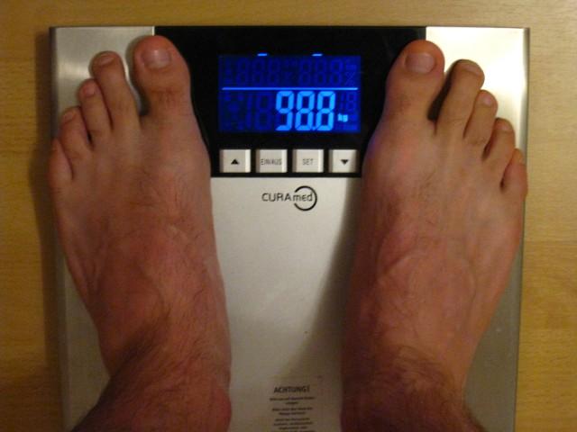 надмірна вага тіла