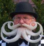 Незвична чоловіча борода