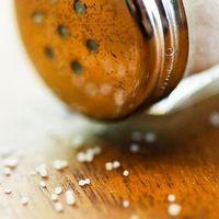 вживання кухонної солі