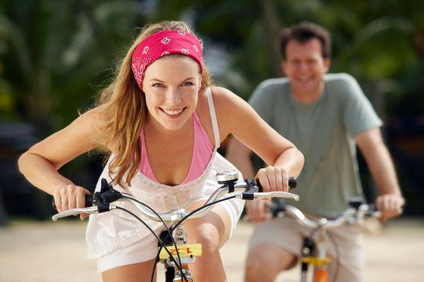 велосипед щоб покращити память