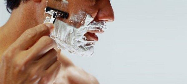 чисте гоління без подразнення