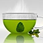 М'ятний чай знімає головний біль