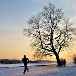 Бігати взимку
