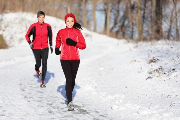 пробіжки взимку