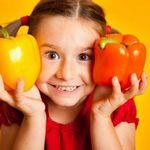 Солодкий перець містить багато вітаміну Ц