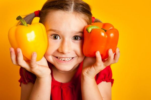 солодкий перець вітамінний