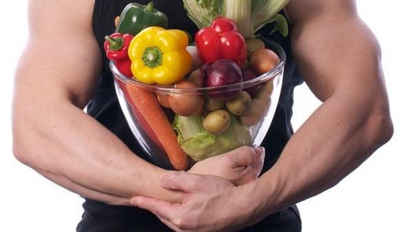 спортсмени-вегетаріанці