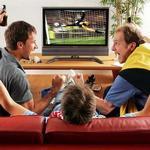 футбольні матчі вдома