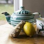 імбирний чай проти грипу