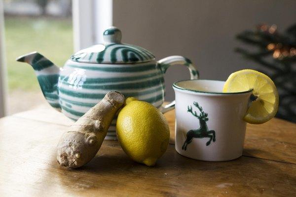 імбирний чай захищає від грипу