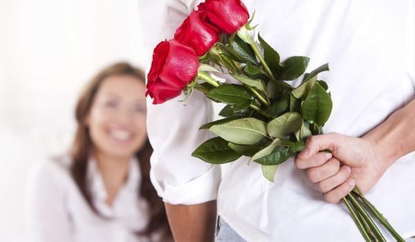 квіти на першому побаченні