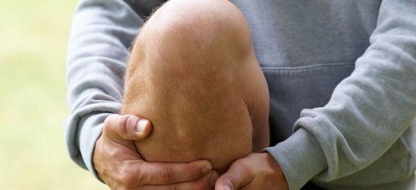 неприємний біль в коліні