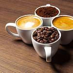 кавові напої не щодня