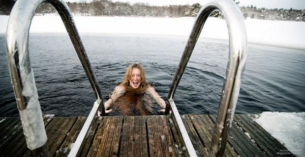 купання в ополонці