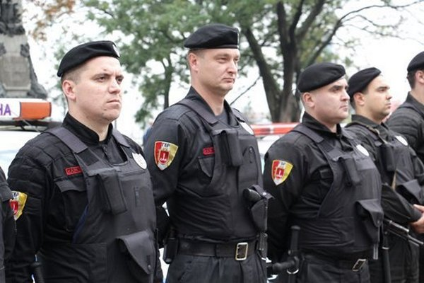 Служба охраны