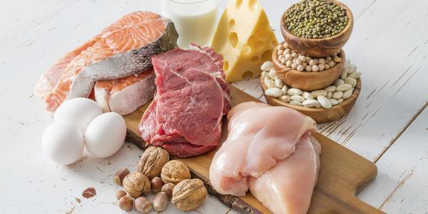 протеїнова їжа