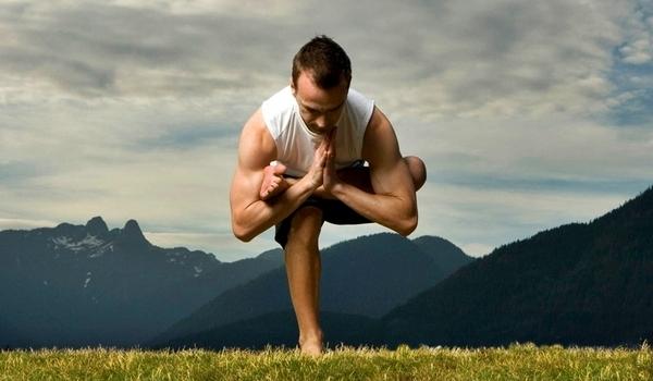 на йогу