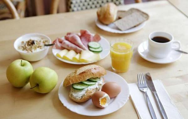 приготовить на завтрак