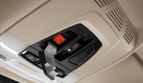 кнопка SOS в авто