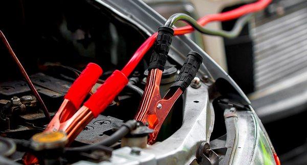 прикуривания автоаккумулятора