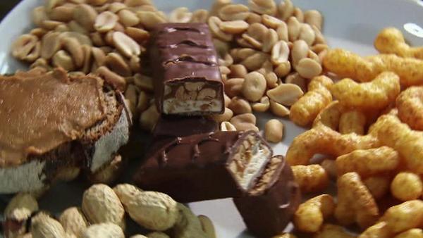 арахіс алергія