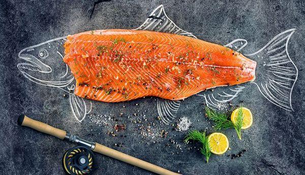 морська риба лосось