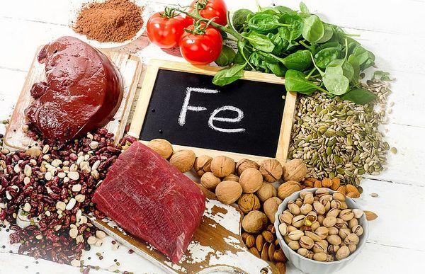 ці продукти треба їсти, коли заліза мало в організмі